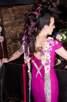 bijoux florale