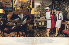 Chanel 1961 Hotel Ritz, Portrait Coco Chanel Photo Horst