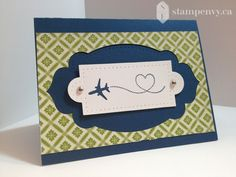 Fly Away With Me by stampenvy - Cards and Paper Crafts at Splitcoaststampers