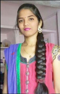 Best hair styles for medium length hair indian saree Ideas Easy Updos For Medium Hair, Easy Hairstyles For Long Hair, Braids For Long Hair, Indian Hairstyles, Medium Hair Styles, Cool Hairstyles, Short Hair Styles, Plait Styles, Anime Hairstyles