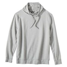 Converse® One Star® Men's Long Sleeve Sweatshirt - Gray