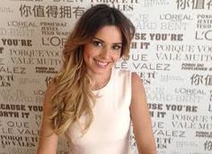 Cheryl Cole Talks L'Oreal Beauty And Packing During The Cannes Film Festival Cheryl Cole, Warts, Ombre Hair, Hair Inspo, Loreal, My Hair, Love Her, Hair Beauty, T Shirts For Women