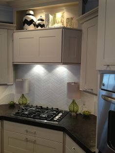 FOR ANGELAS KITCHEN | Backsplash