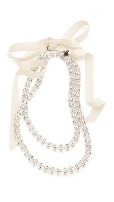 Erickson Beamon - Thin Ice Necklace