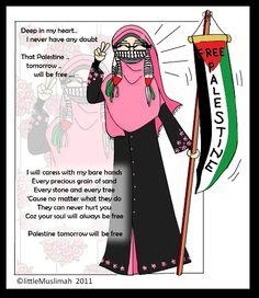 Freedom for palestine lyrics