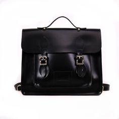 Retro PU Leather School Handbag  Price: 64.96 & FREE Shipping  #tykebags