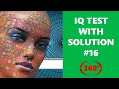 Next question   IQ test   IQ question with answer 16   vr 360 video - YouTube
