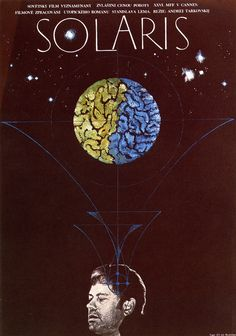 Solaris - 1972, Andrei Tarkovsky, based on a novel by Stanislaw Lem.