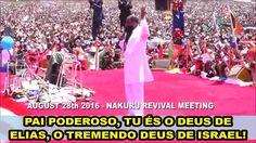 🔴 O FOGO DE DEUS DESCEU SOBRE O ALTAR!!! CHOCANTE VISITAÇÃO 28/08/2016!!...