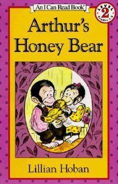 Arthur's Honey Bear and many other Arthur books by Lillian Hoban