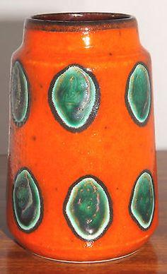 Bay, West German Vase in Pottery, Porcelain & Glass | eBay
