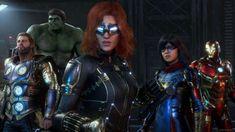 Hulk Marvel, Ms Marvel, Iron Man Marvel, Spiderman, Marvel Comics, Die Avengers, Marvel Avengers Games, Avengers Trailer, Captain America