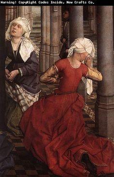 Rogier van der Weyden Rogier van der Weyden oil painting picture