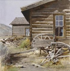 Dean Mitchell :: Astoria Fine Art Gallery in Jackson Hole