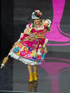 traje tipico Huancayo (Ricardo Davila)