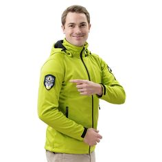 aufnaeher-sticken-jacke Canada Goose Jackets, Winter Jackets, Embroidered Jacket, Badge, Hook And Loop Fastener, Embroidery, Textiles, Gift, Jackets