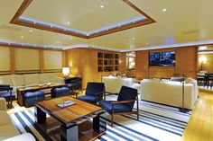 'TV' Megayacht Charter (Photos) - Luxist