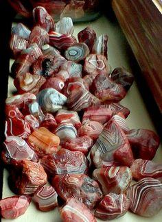 Minerals And Gemstones, Crystals Minerals, Rocks And Minerals, Stones And Crystals, Rock And Pebbles, Rocks And Gems, Jasper Rock, Gemstone Brooch, Lake Superior Agates