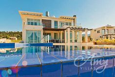 Holiday Villa Ocean View to Rent in Esentepe, Northern Cyprus - Amy Villas