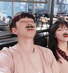 Asian couples ulzzang cute Asian
