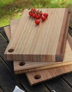 Plywood Art, Plywood Projects, Plywood Table, Diy Cutting Board, Wood Cutting Boards, Wood Crafts, Diy And Crafts, Wood Chopping Board, Wooden Diy