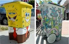 trashed art of recycling - Google Search