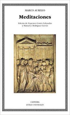 Marco Aurelio, emperador romano, escribió este libro lleno de sabiduria para la vida personal