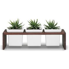 Skagerak Plint 3 Vessel - modern - indoor pots and planters ...
