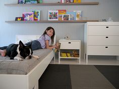 """At Modern Kids Design, we get asked frequently, """"What are some of the best ways to green a child's room?"""" Here are our tips for greening your kids room."""