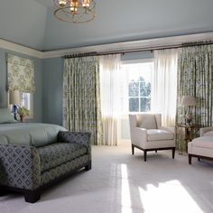 Window Treatments For Large Windows Design Ideas, Pictures, Remodel, and Decor - http://www.daviswin.com