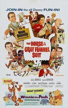 Horseplay with Dean Jones and Diane Baker (what will Suzanne Pleshette say?) and a real horse.