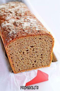 Bread Recipes, Banana Bread, Noodles, Rolls, Food, Breads, Macaroni, Bread Rolls, Essen