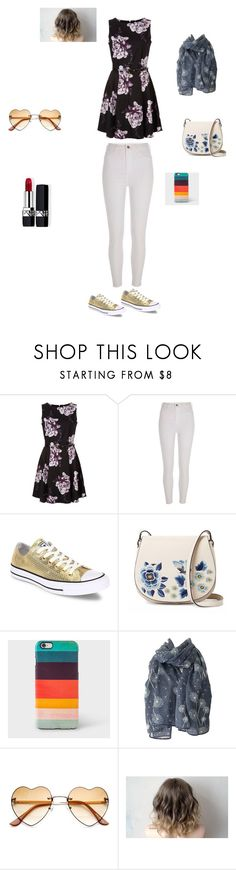 My style by amandaspandas on Polyvore featuring River Island, Converse, French Connection, Paul Smith and Christian Dior