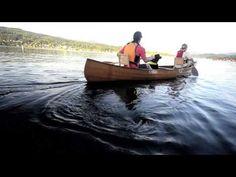 Wooden Canoe Kit