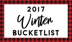 Hall Around Texas 2017 Winter Bucketlist