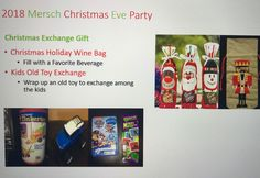 Christmas Holidays, Christmas Gifts, Gift Exchange, Old Toys, Party, Kids, Christmas Vacation, Xmas Gifts, Young Children
