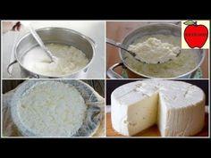 Cómo preparar el mejor queso fresco en casa. ¡Receta muy fácil y económica!