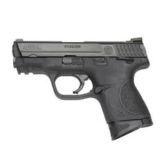 Smith & Wesson M Compact w/ Trijicon Night Sights. Perhaps my next concealed carry. 40 S&w, M&p Shield, Night Sights, Smith N Wesson, 45 Acp, Guns And Ammo, Concealed Carry, Hand Guns, Shopping