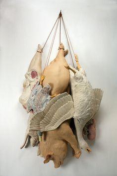Dirk Staschke. No Strings Attached. Wexler Gallery. 2012.