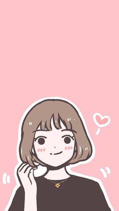 Bear Wallpaper, Kawaii Wallpaper, Cute Wallpaper Backgrounds, Wallpaper Iphone Cute, Disney Wallpaper, Kawaii Drawings, Cute Drawings, Cartoon Drawings, Japon Illustration