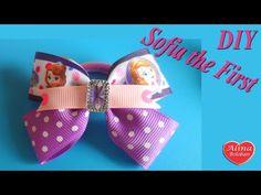 София Прекрасная. Мини Бантики в Детский сад / Sofia the First. Kids mini bow…