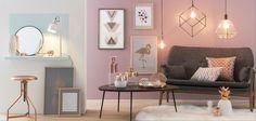 Uptist - Blog de Inspiración y Plataforma creativa: El estilo Modern Copper de Maissons du Monde para ...