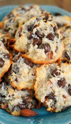 Almond Joy Cookies - Just 4 Ingredients