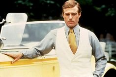 Robert Redford The Great Gatsby