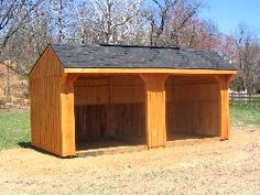 Run in Shed Horse Barns wooden sheds Cattle Barn, Loafing Shed, Horse Shelter, Mini Barn, Run In Shed, Homestead Farm, Future Farms, Wooden Sheds, Safe Haven