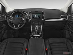 See all 114 photos for the 2016 Ford Edge interior from U. News & World Report. Ford 2016, 2016 Ford Edge, Ford Edge Suv, Future Car, Future Goals, Car Goals, Interior Photo, Dream Cars, Trucks