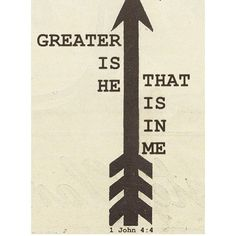 "Greater is he that is in me. 1 John 4:4 Jesus is just so awesome guys! Honestly thinking about how great Jesus is and how much he loves us is just so comforting and amazing! Don't you agree? Think about... Jesus is the son of God God created each and every one of us to know him to love him to serve him to draw near to him and to share his word! God loves us so much he gave his only son to save us. In John 3:16 it says ""for God so loved the world he gave his only son so that whoever believes…"