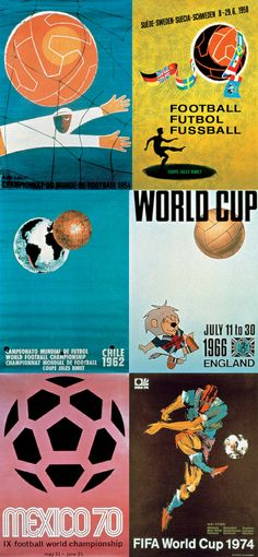 world cup posters II