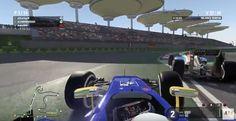 Vídeo   Resumen de la carrera del GP de Shanghai   Campeonato Virtual Racing Spain tecnicaformula1.com  #F1 #JapaneseGP
