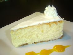 Cheesecake Factory Original Cheesecake Recipe on Yummly